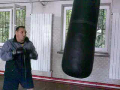 boxing training ION STAN 2