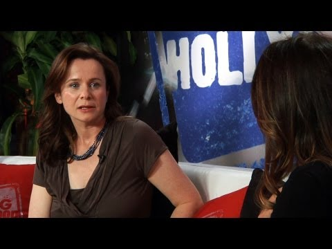 Emily Watson: No Time for Twitter!