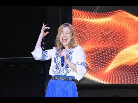Polina Zapolskaya, Russia - Karaoke World Championships 2015