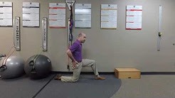 Atlantic Spine Clinic - Mt. Pleasant, SC - Hip Flexor Stretch