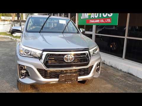 2018 Toyota Hilux Revo Facelift 2019 Silver Smart Cab Sale Mozambique Seychelles Cheapest Price