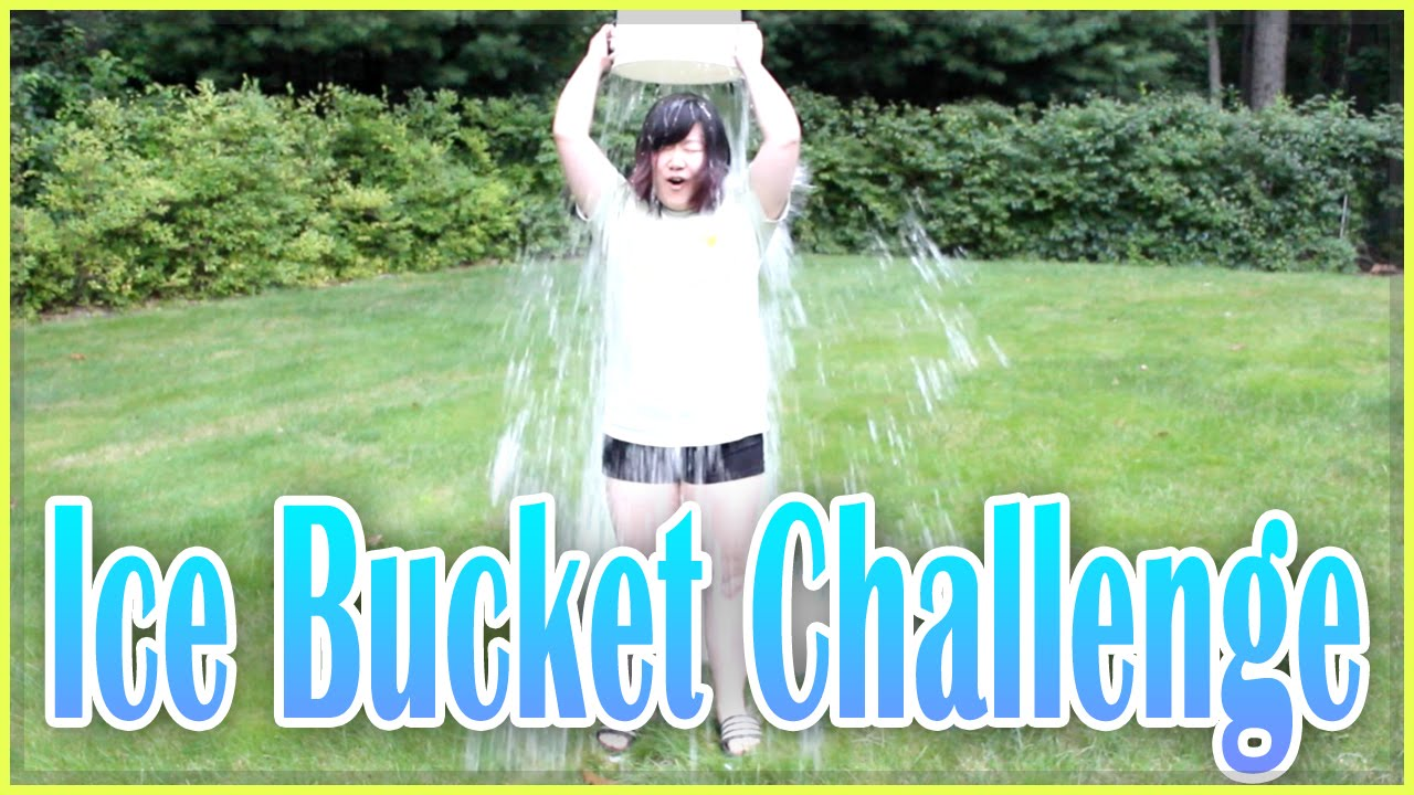 als ice cold water bucket challenge alsicebucketchallenge youtube