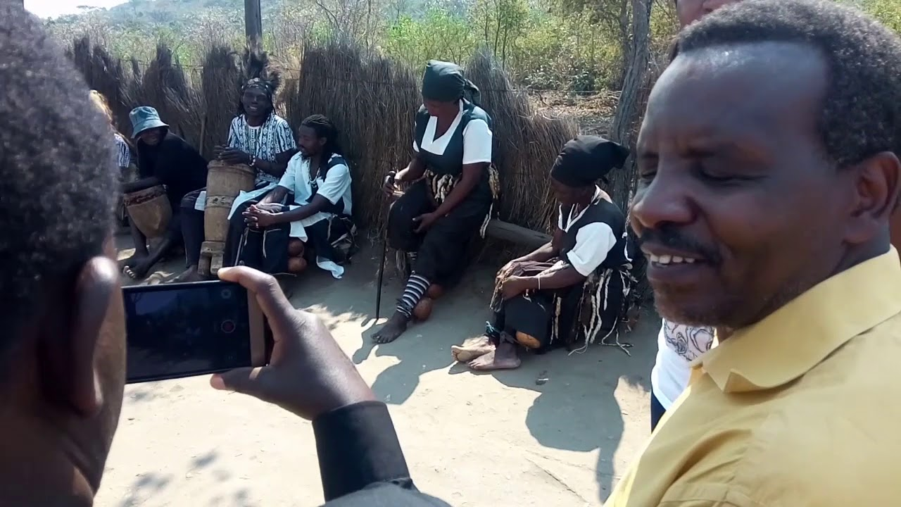 A Taste Of Zimbabwe Traditional Music Culture