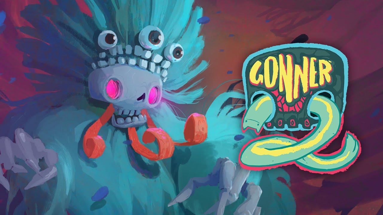 Νέο gameplay video για το GONNER2