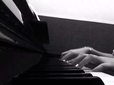 อย่าบอกว่าฉันรักเธอ - เปียโน