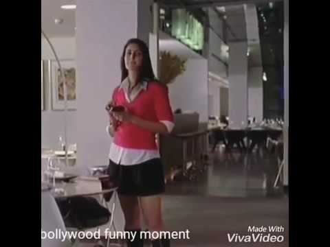 مشهد محذوف من فيلم jab tak hai jaan بجد مشهد مضحك جدا
