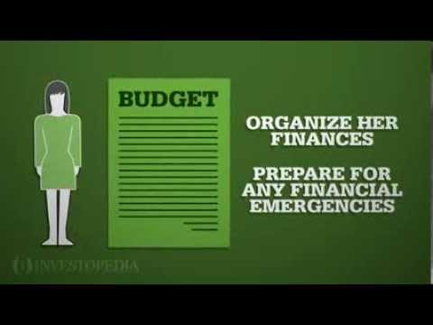 Investopedia Video: How To Build A Budget - YouTube