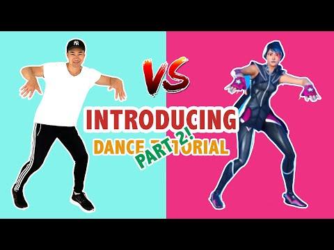 INTRODUCING Emote (Part 2) | Fortnite Dances In Real Life