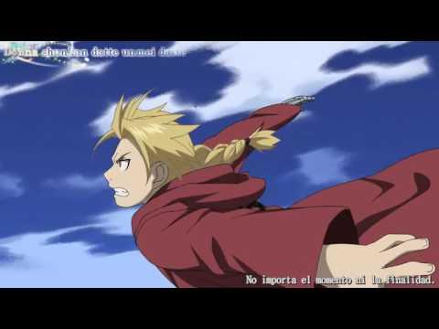 Fullmetal Alchemist Brotherhood Ending 4 720p Sub español HD
