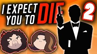 I Expect You To Die : Poison! - PART 2  - Game Grumps