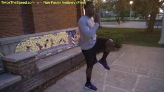 "How To ""Run Faster"" Using ""Bulgarian Split Squats"""