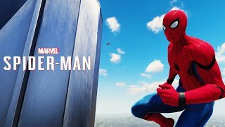 Spider-Man PS4 That Time Has Happened