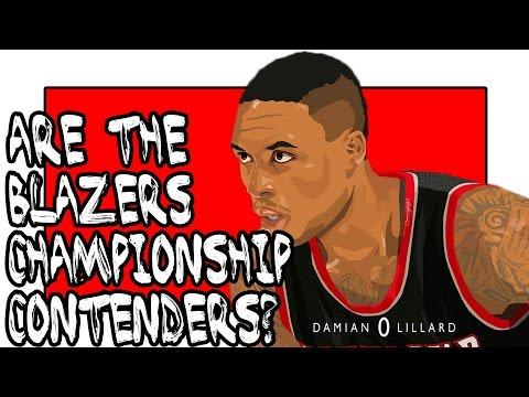 2016-2017 Portland Trailblazers Season Preview | Championship Contenders?