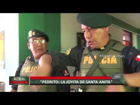 """ALTO AL CRIMEN - 10/03/18 - """"PEDRITO: LA JOYITA DE SANTA ANITA"""""""