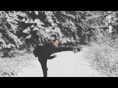 Michael Braun tkd - Bandae Dollyo Chagi
