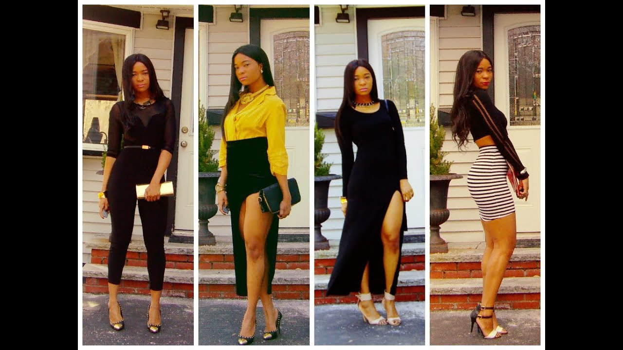 Lookbook Party Nite Time Club Outfits Ideas Youtube
