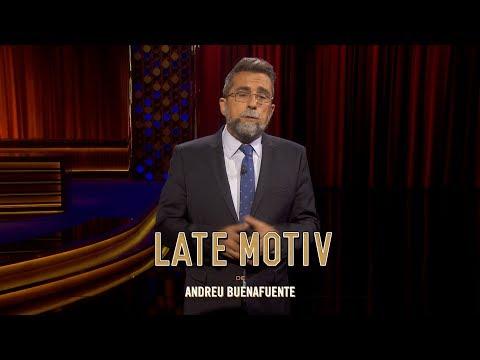 "LATE MOTIV - Monólogo de Andreu Buenafuente. ""Operación bombo""   #LateMotiv250"