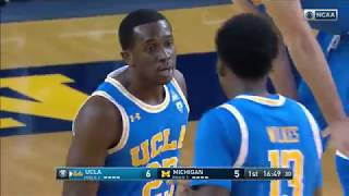 UCLA vs Michigan Basketball 2017 (Dec. 09) NCAA Basketball