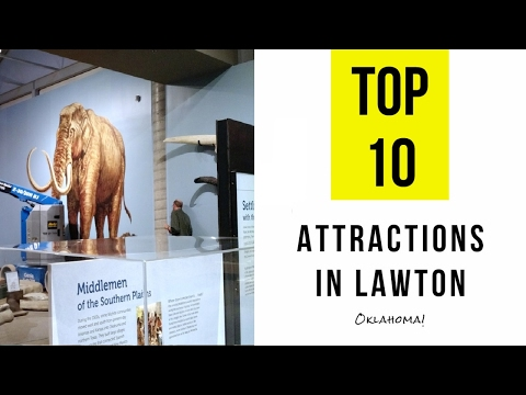 Top 9. Best Tourist Attractions in Lawton - Oklahoma