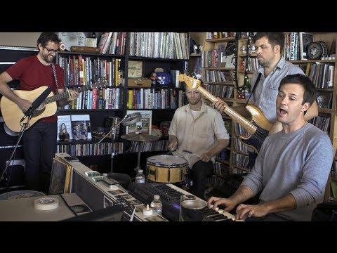 The Dismemberment Plan: NPR Music Tiny Desk Concert