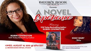 Robin Covington - USA Today Bestselling Author |S2 EP 22