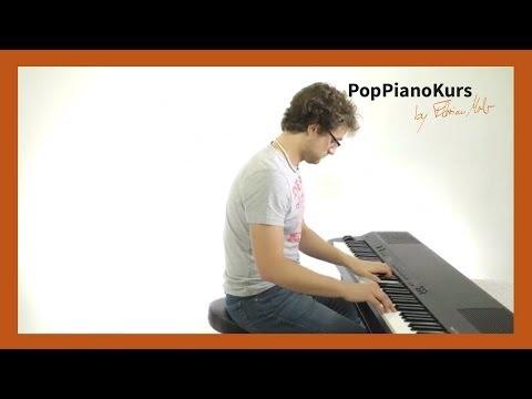 Alex Clare - Too Close (piano cover version)
