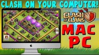 Hướng dẫn chơi Clash of Clans trên máy tính (PC)