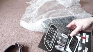 A16 Moto Gp Exhaust Unboxing. thumbnail