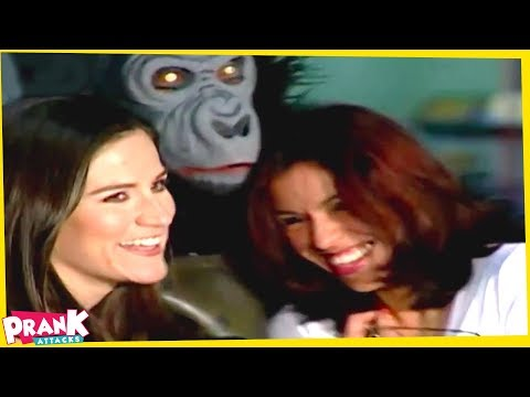 ULTIMATE SCARY Prank Compilation 2017 - Funny SEXY Women