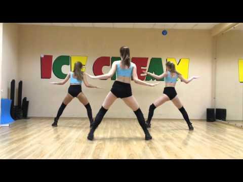 Twerk choreo by Anya (Beyoncé - 7/11 (Skrillex & Diplo's Jack Ü Remix)
