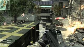Call of Duty Modern Warfare 3 - Survival - Resistance PC Gameplay