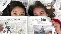 Blair High School's Silver Chips Newspaper Goes Digital During Coronavirus Pandemic