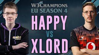 WC3 - W3C Season 4 Finals EU - Semifinal: [UD] Happy vs. XlorD [UD]