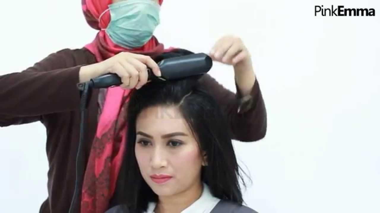 Tutorial Rambut Sanggul Untuk Rambut Pendek Youtube