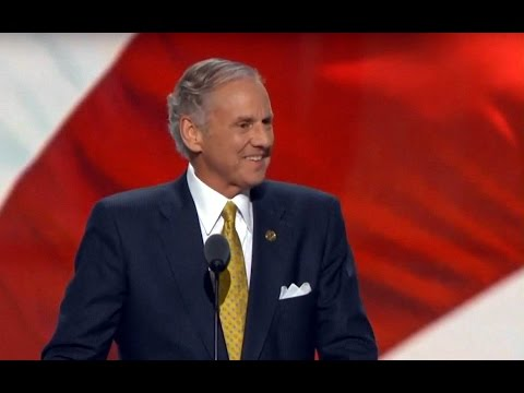 LT. GOV. Henry McMaster. South Carolina. Speech at Republican National Convention. July 19, 2016.