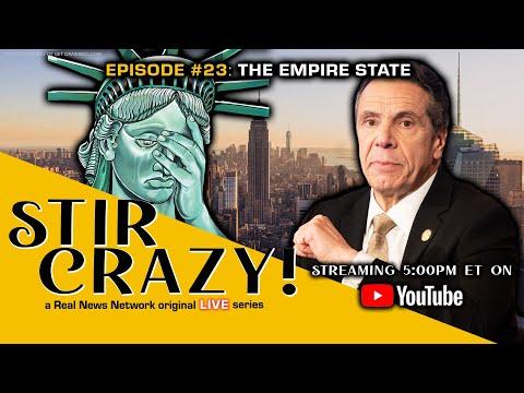 Stir Crazy! Episode #23: The Empire State