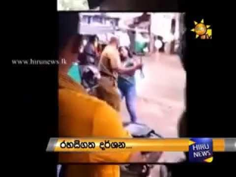 Cop brutally assaults woman