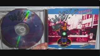Smash Featuring Fast H - Smash cop (wie schnell brauchst du) (1992 Schnellerwerdmix 170-250 BPM)