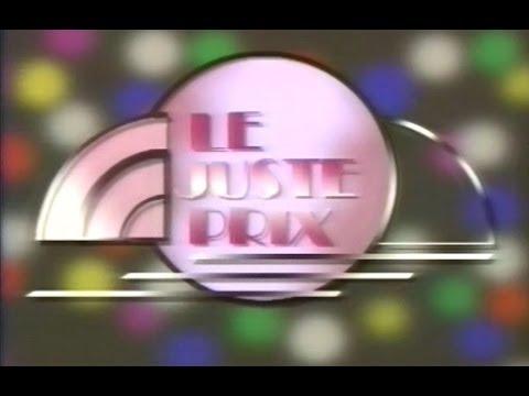 TF1 - Générique Le Juste Prix (1991)