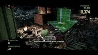 Saints Row 2 Xbox 360 Gameplay - Zombie Uprising