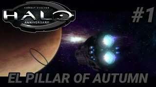 Halo: CE Anniversary (TMCC) - Campaña Completa (El Pillar Of Autumn) Sub Español