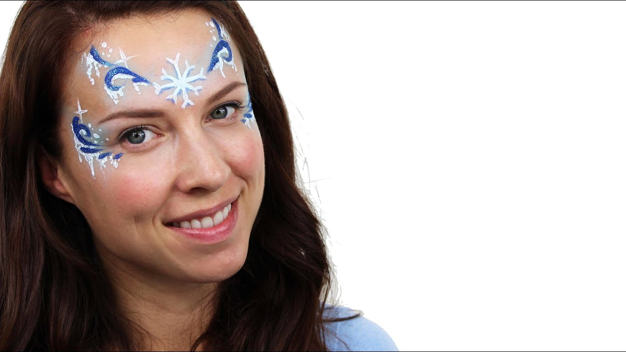 Snazaroo Christmas Face Painting Ideas