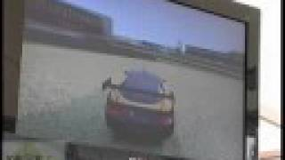 Race Pro - GC 2008: Fast Racing Gameplay (Cam) | HQ