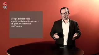 Google vs. Justizminister Heiko Maas – ein Kommentar