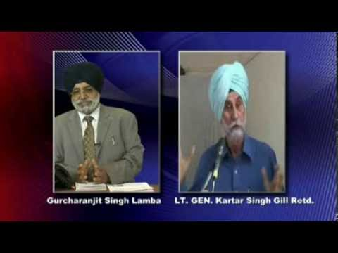 LT.  GEN.  HARBAKSH SINGH - INDO PAK WAR 1965 -13 SEP 2013