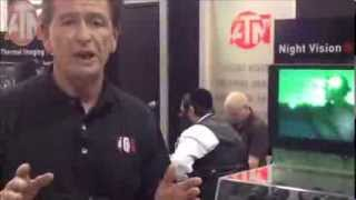 shot show 2014 atn corp introduces interactive kiosk experience ike