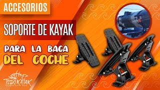 Vídeo: Soporte baca kayak OS2103