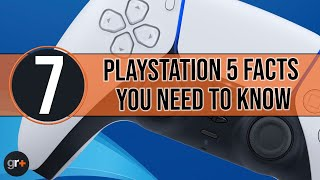 PlayStation 5 | Tнe 7 things you need to know