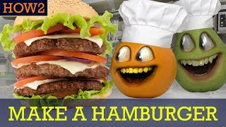 HOW2: Wie ein Hamburger