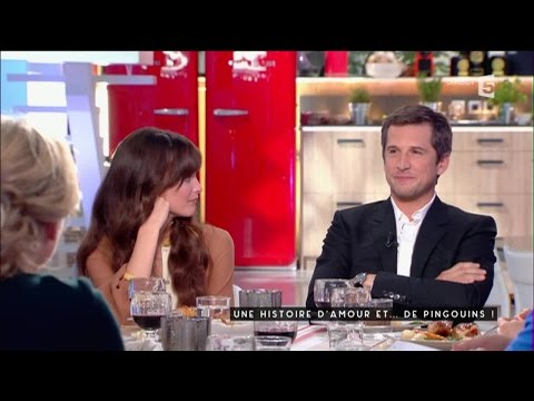 Tu préfères : Guillaume Canet ou Charlotte Le Bon ? C à vous  21062016